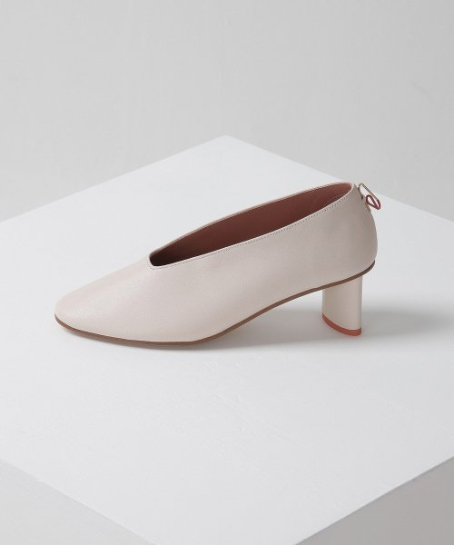 아카이브앱크(ARCHIVEPKE) epke pumps(Pale bouquet)_OK1BX21001PBE