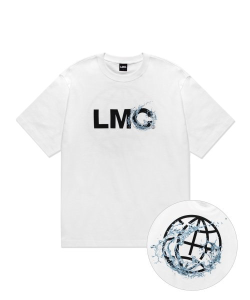 엘엠씨(LMC) LMC WATER SPLASH TEE white