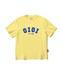 5252 바이 오아이오아이(5252BYOIOI) 2021 SIGNATURE T-SHIRTS [LEMON]
