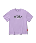 5252 바이 오아이오아이(5252BYOIOI) 2021 SIGNATURE T-SHIRTS [PURPLE]