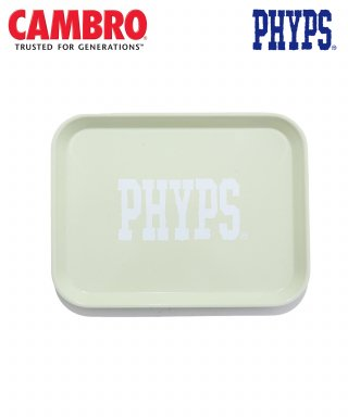 피지컬 에듀케이션 디파트먼트(PHYSICAL EDUCATION DEPARTMENT) CAMTRAY X P.E.DEPT® LARGE TRAY GREEN