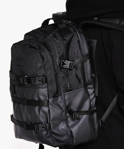 피스메이커(PIECE MAKER) R2G PRO BACKPACK (ALL BLACK)