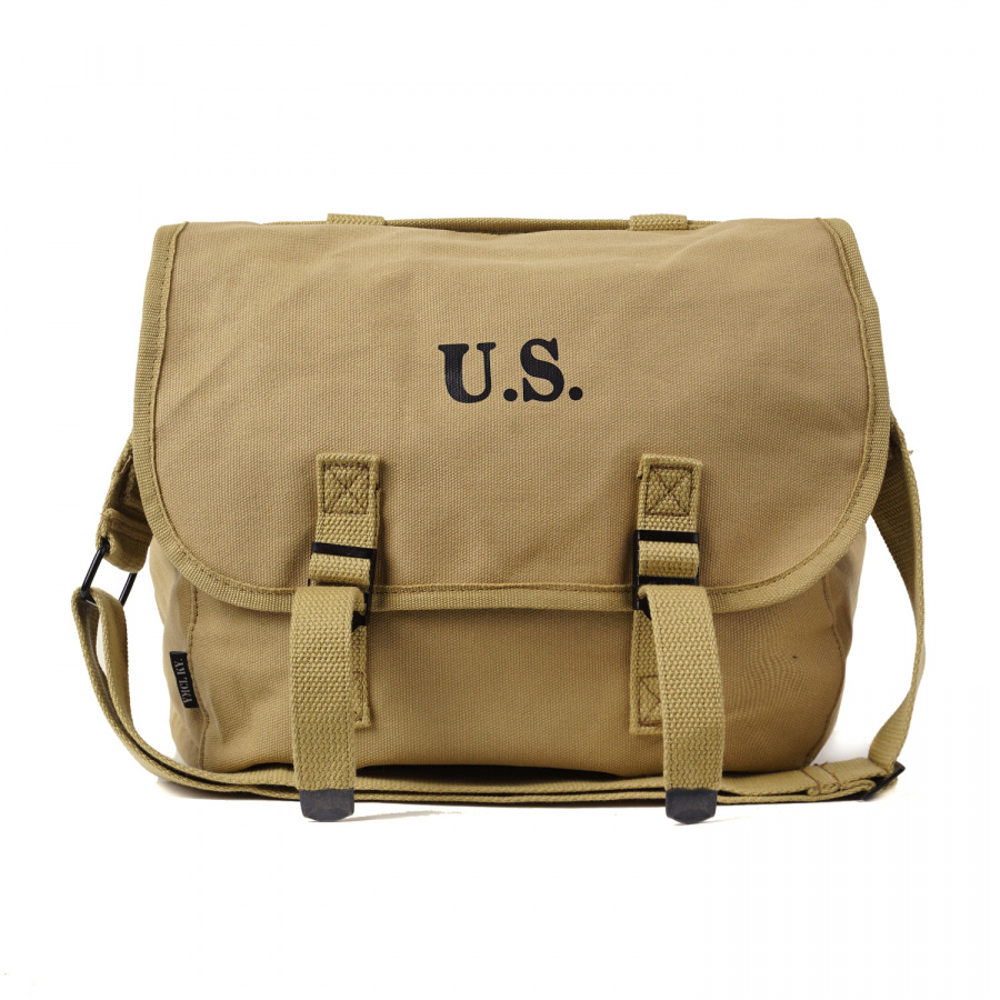 와이엠씨엘케이와이(YMCL KY) US Type M1936 Masset Bag Khaki