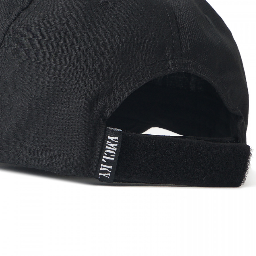 와이엠씨엘케이와이(YMCL KY) Tactical Folding Cap - Black