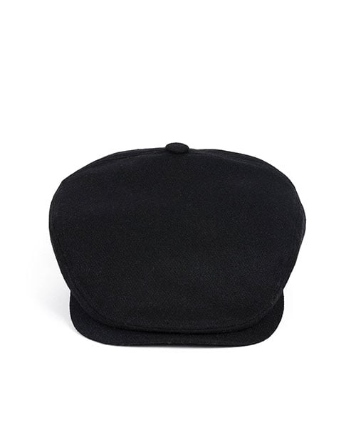 와일드 브릭스(WILD BRICKS) BS WOOL HUNTING CAP (black)