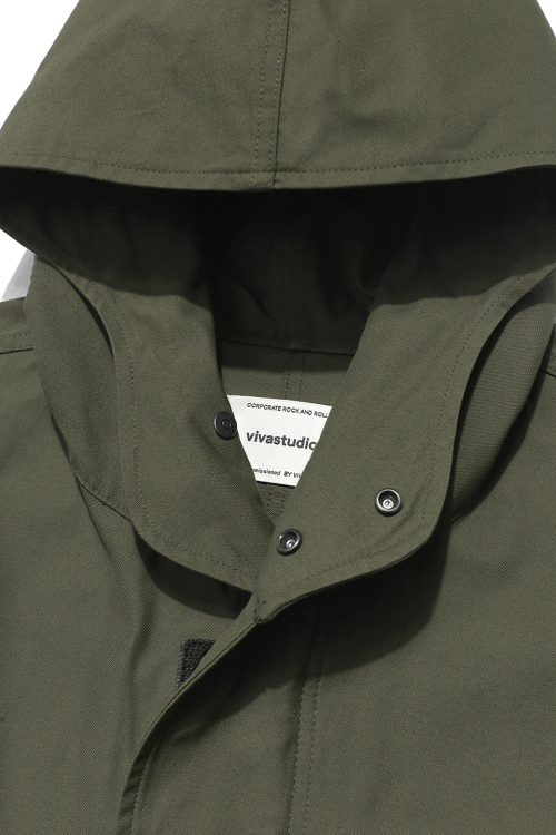 비바스튜디오(VIVASTUDIO) M-51 CUTOFF JACKET IS [KHAKI]