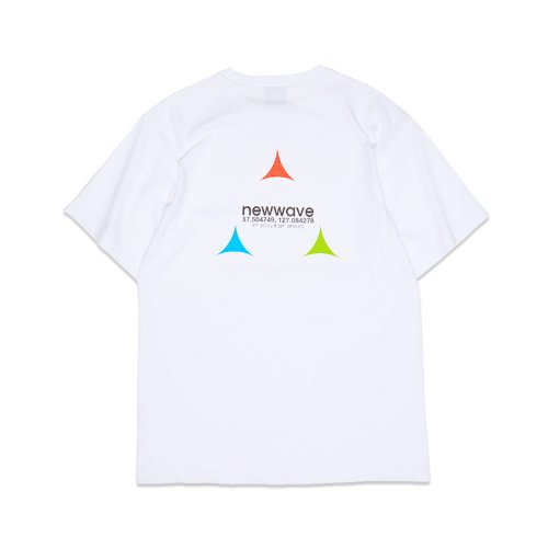 필이너프(FEELENUFF) RGB T-SHIRTS (WHITE)
