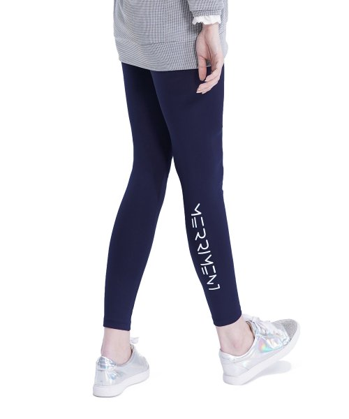 메리먼트(MERRIMENT) MMM Leggings (NAVY)