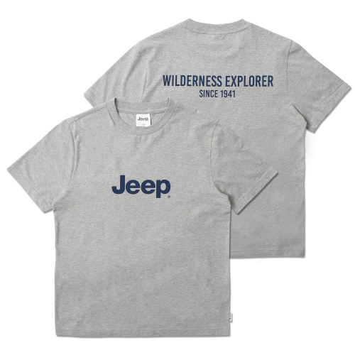 지프(JEEP) Wilderness Explorer Tee (GK5TSU151MG)