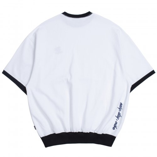 로맨틱크라운(ROMANTIC CROWN) Pocket Sweat T Shirt_White
