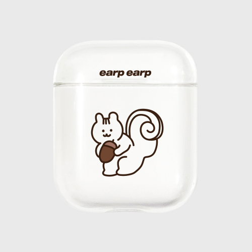 어프어프(EARPEARP) Squirrel-clear(Air pods)
