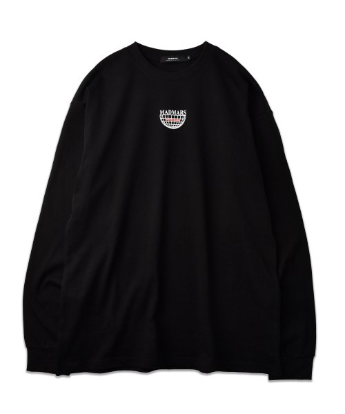 매드마르스(MADMARS) CONSCIOUSNESS LONG SLEEVE_BLACK