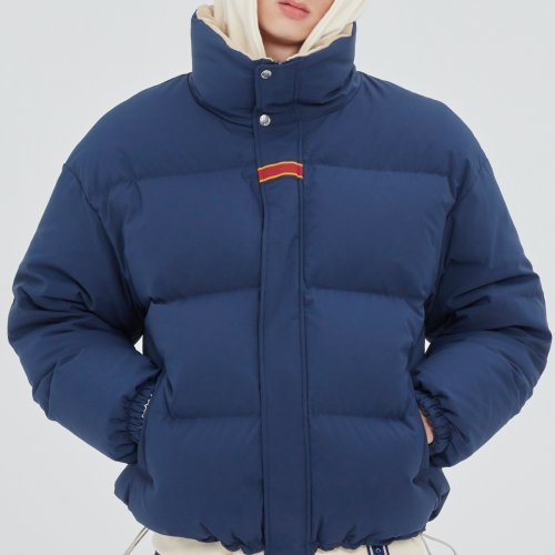로맨틱크라운(ROMANTIC CROWN) 21C BOYS REVERSIBLE DUCK DOWN PARKA_NAVY