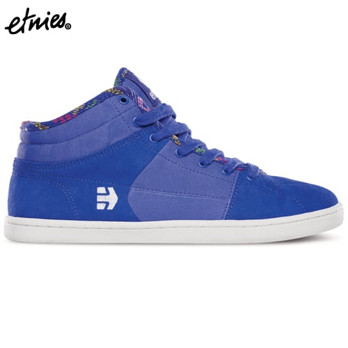 에트니스 걸스(Etnies Girls) SENIX D MID GIRLS (Blue/White/Blue)