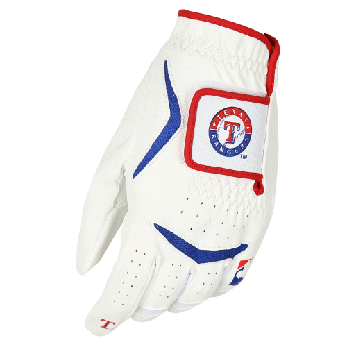 엠엘비골프(MLB GOLF) Texas Rangers Synthetic Golf Glove