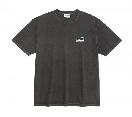 마크 곤잘레스(MARK GONZALES) M/G SURFING ANGEL T-SHIRTS CHARCOAL